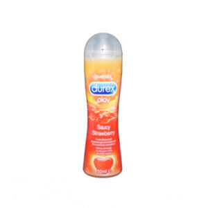 lubrifiant Durex Play Strawberry 50 ml