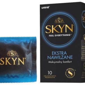 Unimil Skyn Extra Lubrifiat 10 buc